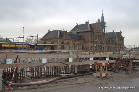Delft train station