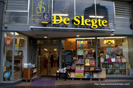 De Slegte book shop, Utrecht